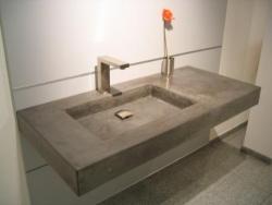 waschtischplatte kunststein tische f r die k che. Black Bedroom Furniture Sets. Home Design Ideas