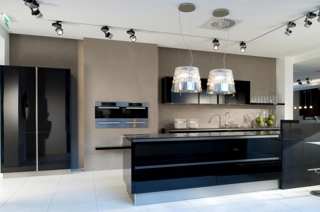 wohnzimmer in gr n. Black Bedroom Furniture Sets. Home Design Ideas